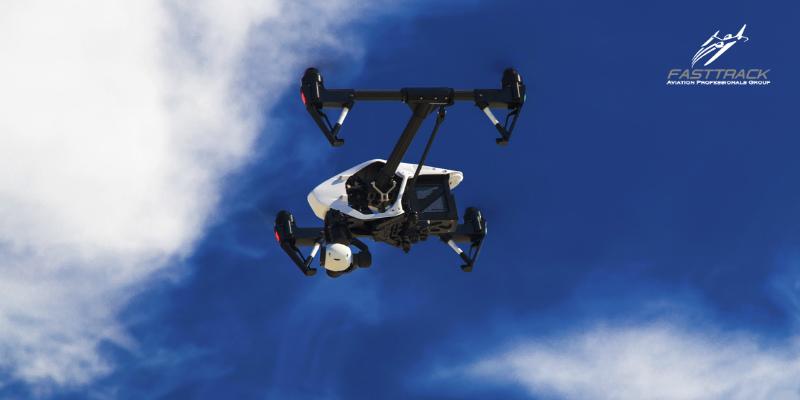 Funciones de los Drones en las compañías aéreas