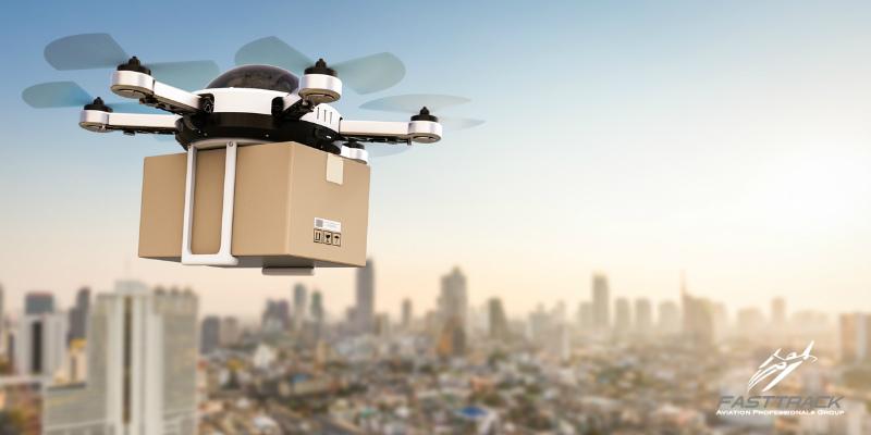 Uso y aplicación de Drones con fines comerciales